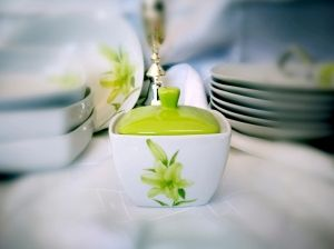 Захарник Green Lilly Art of Luxury Ware